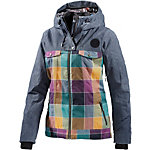 Bench Hayley Snowboardjacke Damen denim/bunt