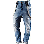 VSCT Brad Anti Fit Jeans Herren destroyed denim