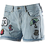 Pepe Jeans Jeansshorts Damen light denim
