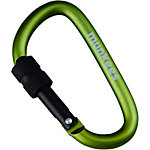 Munkees D-Form Karabiner -