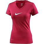 Nike T-Shirt Damen fuchsia