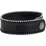 REPLAY Armband Damen schwarz
