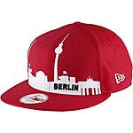 New Era Berlin Skyline Cap rot/weiß