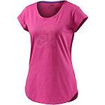 Jack Wolfskin Mixed Jack T-Shirt Damen pink
