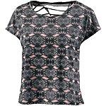 O'NEILL Lunada Bay Printshirt Damen anthrazit/koralle