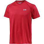 Under Armour Heatgear Tech Funktionsshirt Herren rot