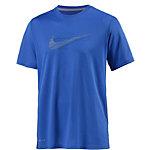 Nike Legend Hyper Flash Swoosh Funktionsshirt Herren marine