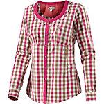 OCK Ladies Bluse Langarmbluse Damen pink
