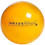 ARTZT Vitality Gymnastikball gelb