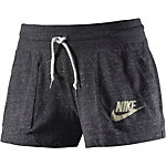 Nike Shorts Damen grau