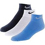 Nike Socken Pack Kinder blau/grau/schwarz