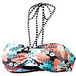 Maui Wowie Bandeau-OT Bikini Oberteil Damen bunt/allover