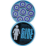 Girl blue Abec 3 Kugellager blau