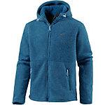 2117 Borgholm Strickfleece Herren blau