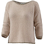 Rich & Royal Strickpullover Damen altrosa