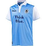 Uhlsport 1860 Away Fußballtrikot Herren blau/weiß