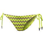 Seafolly Mod club Bikini Hose Damen neongelb