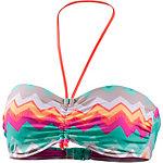 Seafolly Soundwave Bikini Oberteil Damen bunt