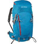 VAUDE Asymmetric 38+8 Trekkingrucksack Damen blau