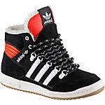 adidas Pro Conference Sneaker Damen schwarz/rot