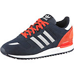 adidas ZX 700 Sneaker Damen blau/orange