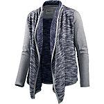 Pepe Jeans Strickjacke Damen indigo/graumelange
