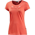 OCK Tshirt - Mélange T-Shirt Damen koralle