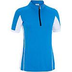 Gonso Serra Fahrradtrikot Damen blau