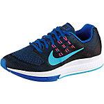 Nike Structure+ 18 W Laufschuhe Damen blau/schwarz