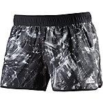 adidas Response Short Tennisshorts Damen schwarz/weiß