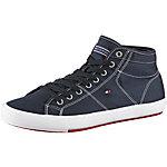 Tommy Hilfiger Sneaker Herren blau/rot