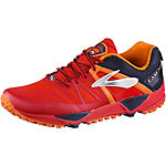 Brooks Cascadia 10 Laufschuhe Herren rot/orange