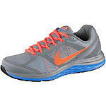 Nike Dual Fusion Run 3 MSL Laufschuhe Herren grau/blau/orange