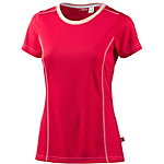 Shirt aus leichter Mesh-Qualität pink