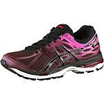 Wetterfester Laufschuh mit GORE-TEX schwarz/pink