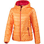 CMP Fix Hood Kunstfaserjacke Damen orange