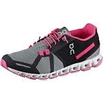 ON Cloud W Laufschuhe Damen grau/pink