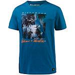 Billabong Future Paradise T-Shirt Herren blau