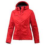Mammut Ortler Advanced Softshelljacke Damen rot