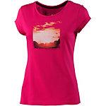 adidas Landscape T-Shirt Damen rose