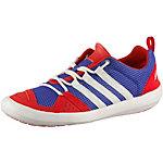 adidas Boat Lace Wasserschuhe Herren blau/rot
