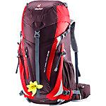 Deuter ACT Trail Pro 38 SL Alpinrucksack aubergine/rot