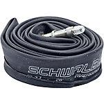 Schwalbe DV17, 28 Zoll Fahrradschlauch schwarz