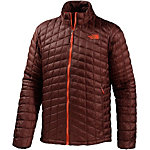 The North Face Thermoball Kunstfaserjacke Herren weinrot