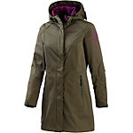 Maier Sports Rigel Softshellmantel Damen oliv