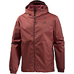 The North Face Quest Regenjacke Herren weinrot