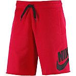 Nike AW77 FT Alumni Funktionsshorts Herren rot