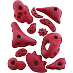 METOLIUS Bouldering Set Klettergriffe rot