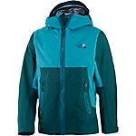 The North Face Crosshype Hardshelljacke Herren petrol