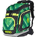 Nitro Snowboards Rucksack Bandit Daypack grün